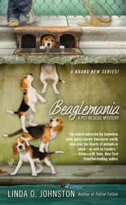 Beaglemania: Dog Book Review