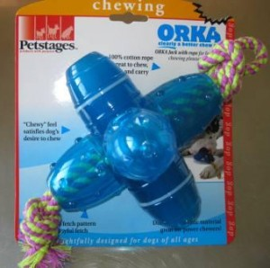 Dog Product Review: Petstages Stuffing Free Durable Play Stix
