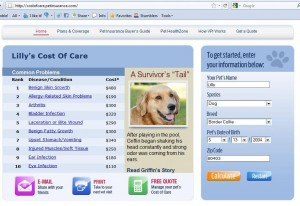 Pet Care Cost Calculator
