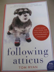 Book Review: Following Atticus