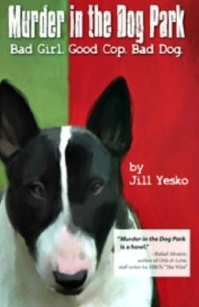 Murder in the Dog Park book cover