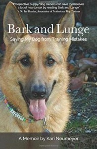 Dog Book Review: Bark and Lunge by Kari Neumeyer