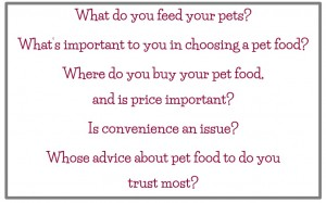 Help a Pet Food Researcher Out – Take This Tufts University Survey