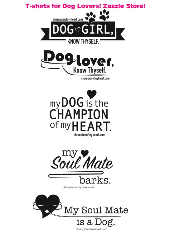 t-shirts for dog lovers
