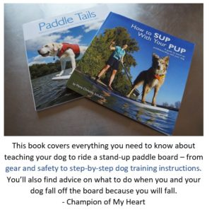 Stand-Up Paddleboarding With Your Dog Tips