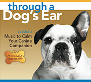 Product Review: Volume 3, Music to Calm Your Canine Companion
