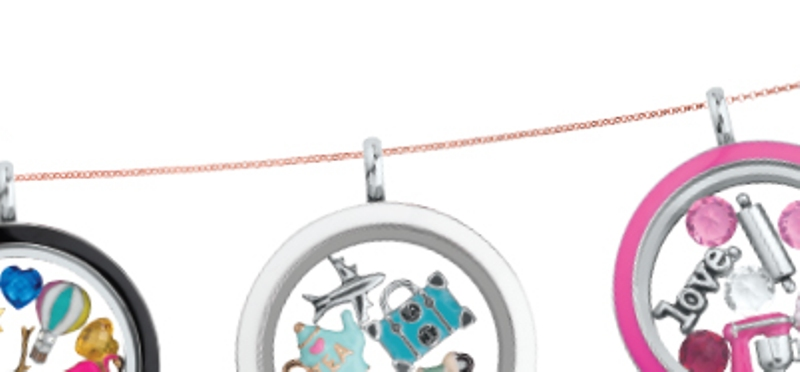 Origami Owl living lockets graphic