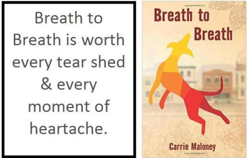 breath to breath by carrie maloney book cover
