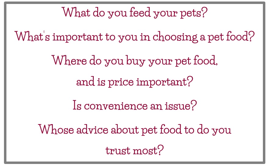 Help a Pet Food Researcher Out - Take This Tufts University Survey