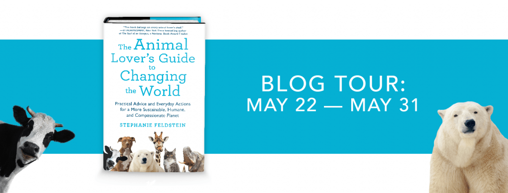 book review animal lovers guide to changing the world banner